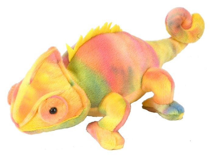 Peluche ck - mini camaleon 20 cm