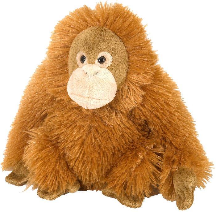 Peluche ck - mini orangutan hembra 20 cm
