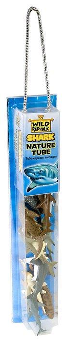 Nature tube - tiburon