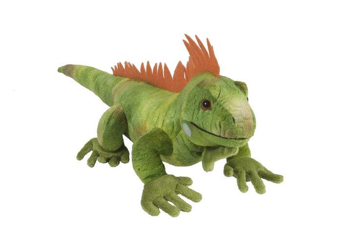 Peluche cuddlekins 38cm iguana
