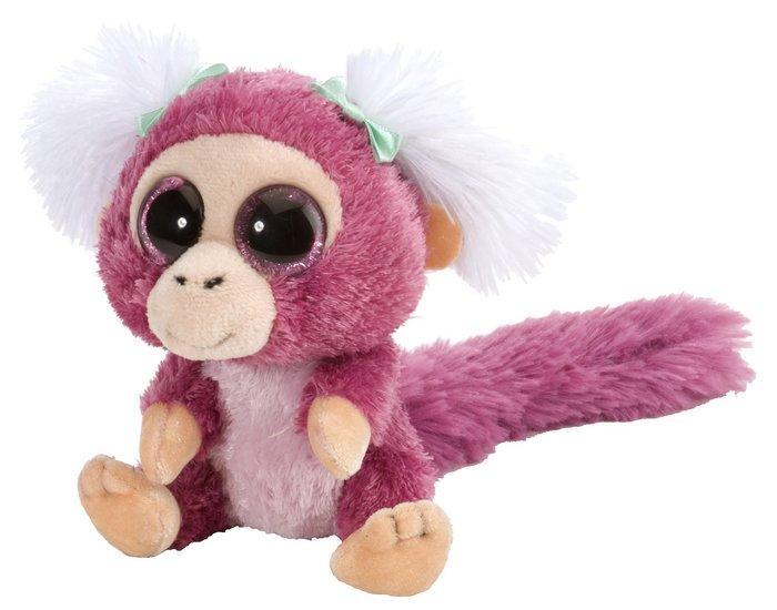 Peluche s&s pequeÑo mono marmo pomegra 5