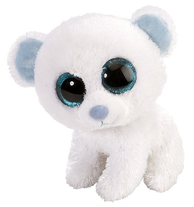 Peluche s&s pequeÑo oso polar marshmal5