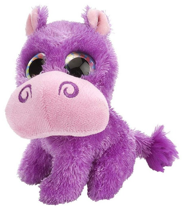 Peluche s&s pequeÑo hipopotamo wild grape 5