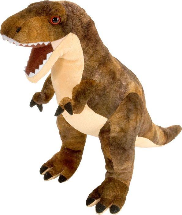 Peluche dinosaurio mini t - rex 10