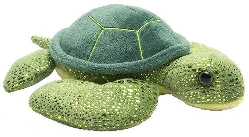 Peluche hug´ems tortuga marina verde 7