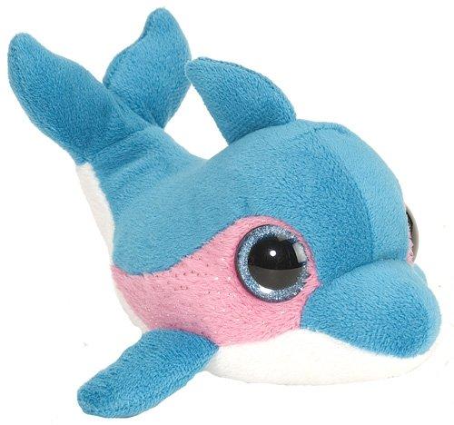 Peluche s&s pequeÑo delfin blue rasberry 5