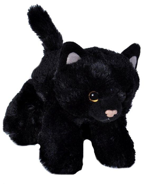Peluche hug´ems gato negro 7