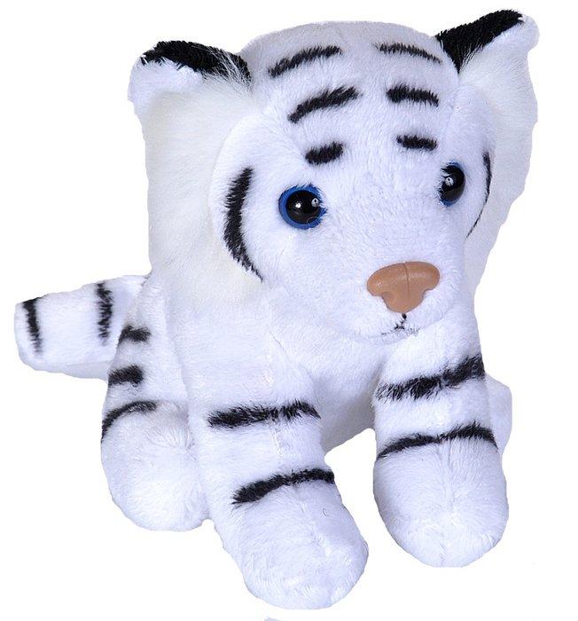 Peluche ck lil´s tigre blanco