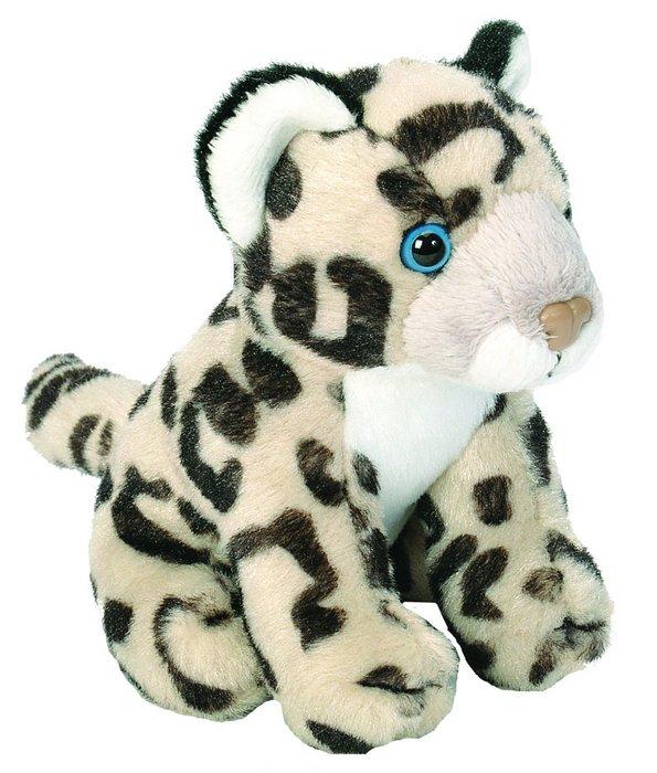 Peluche ck lil´s leopardo de las nieves