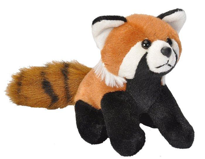 Peluche ck lil´s oso panda rojo