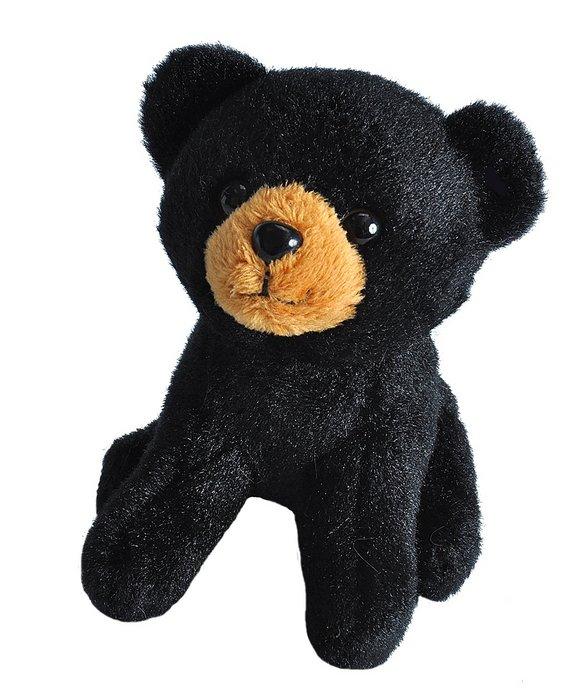 Peluche ck lil´s oso negro