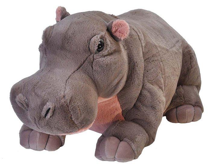Peluche ck jumbo hipopotamo