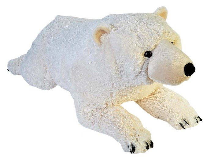 Peluche ck jumbo oso polar