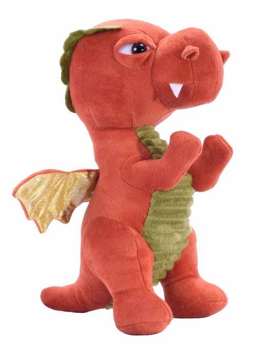 Peluche wild republic dragon oxido