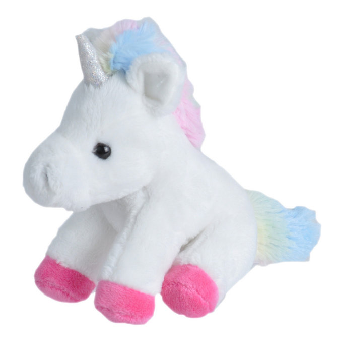 Peluche ck lil´s unicornio blanco