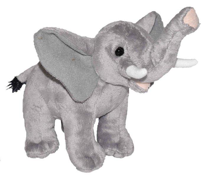 Peluche wild republic elefante con sonido real