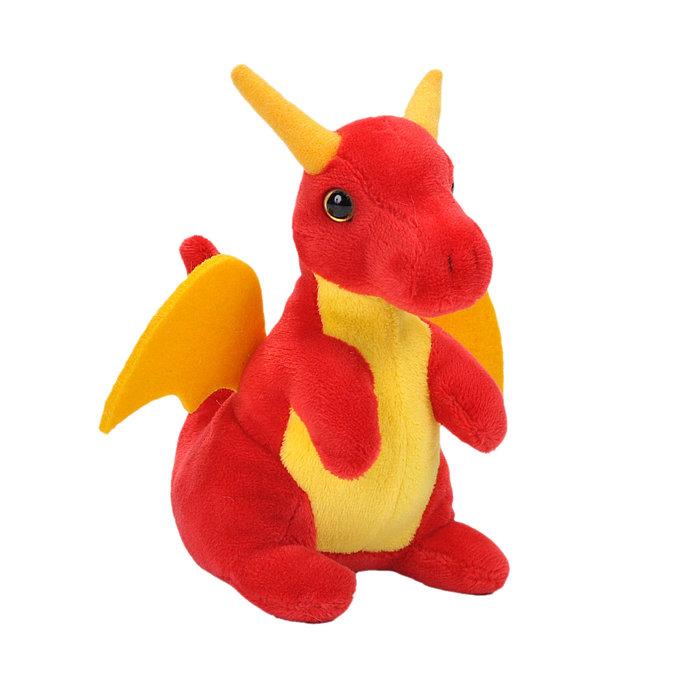 Peluche dragon pock