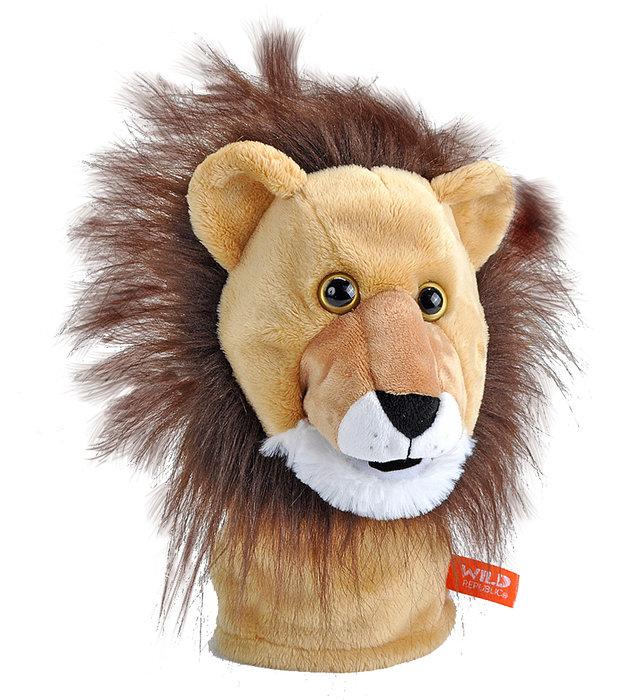 Peluche con sonido leon