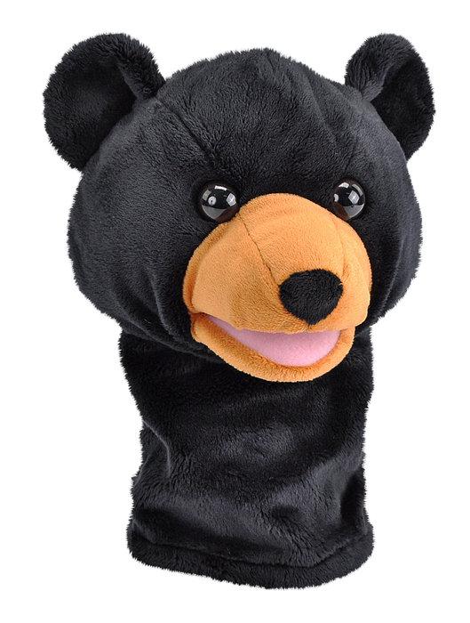 Peluche con sonido oso grisley