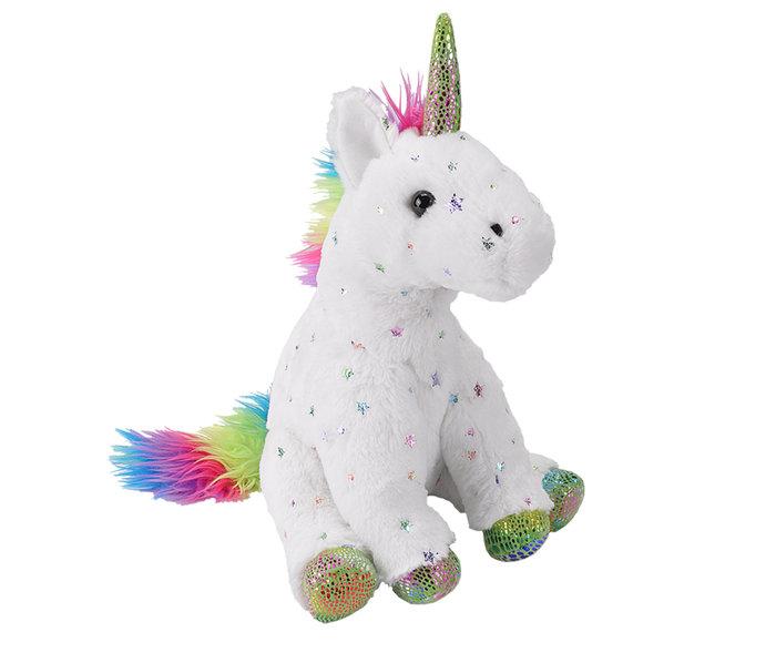 Peluche unicornio foil
