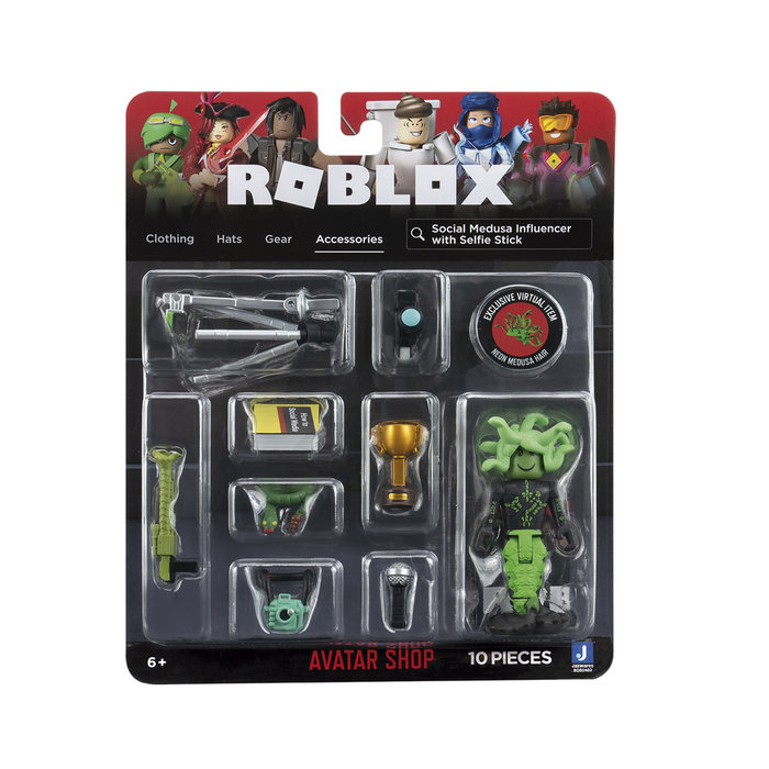 Roblox the avatar shop surtidos