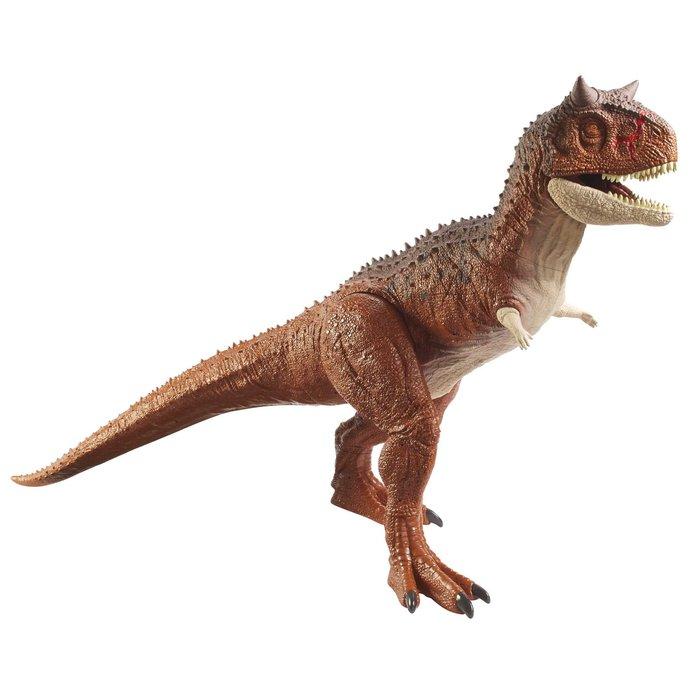 Jurassic world carnotaurus super colosal