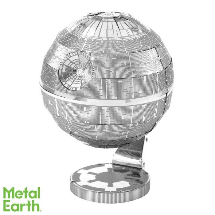 Maqueta metal estrella de la muerte star wars
