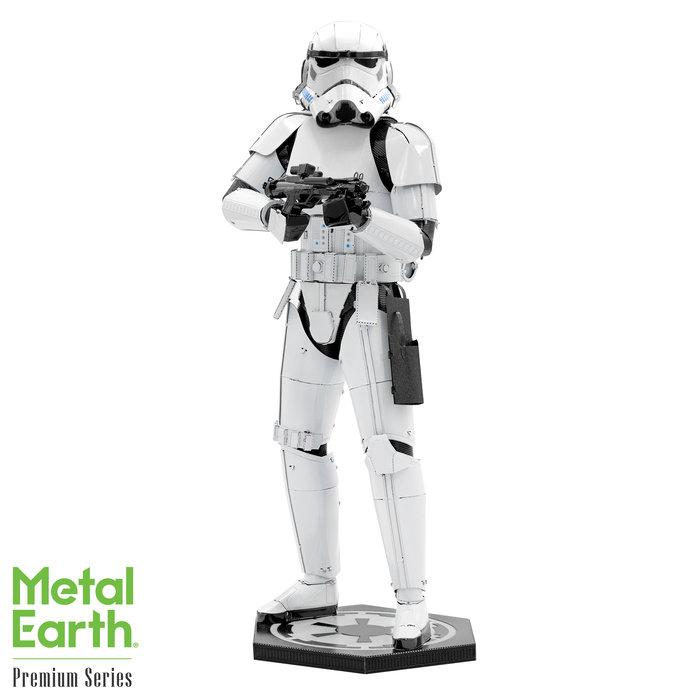 Maqueta metal soldado tropas de asalto