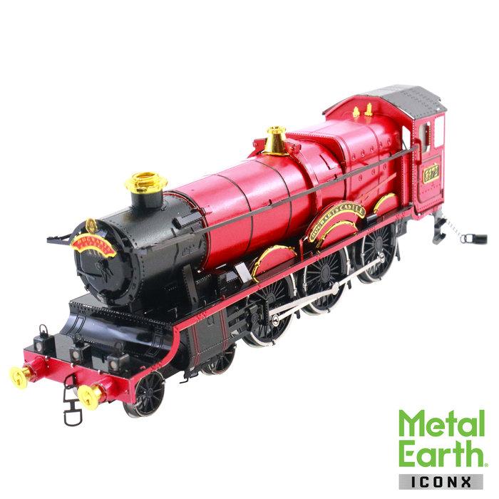 Maqueta metal locomotora harry potter