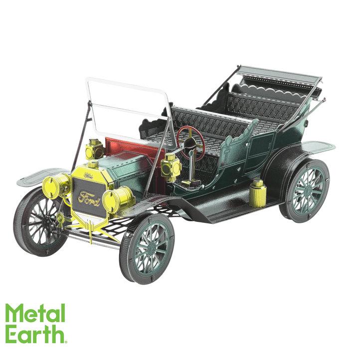 Maqueta metal ford 1908 modelo t