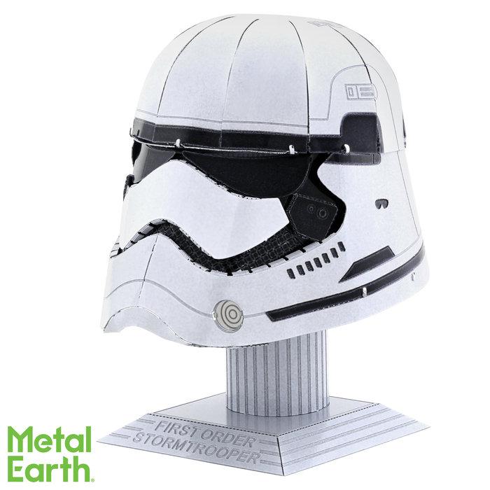 Maqueta metal casco tropas de asalto