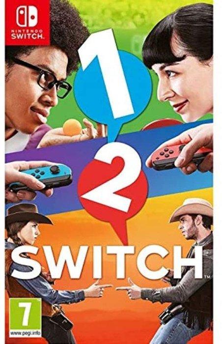 Videojuego switch 1-2 switch
