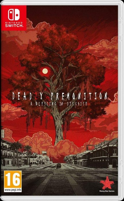 Videojuego swi. deadly premonition 2 a blessing in disguise