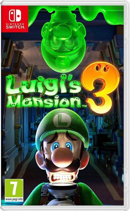 Videojuego switch luigi´s mansion 3