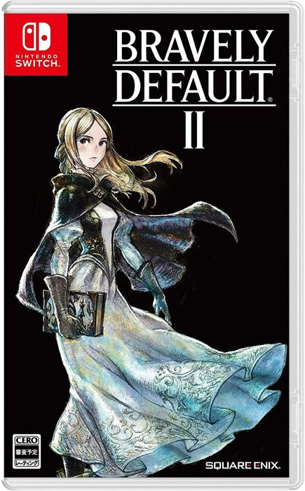 Videojuego switch bravely default ii
