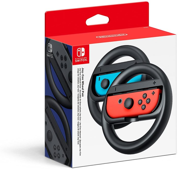 Switch joy-con wheel (set de 2 volantes)