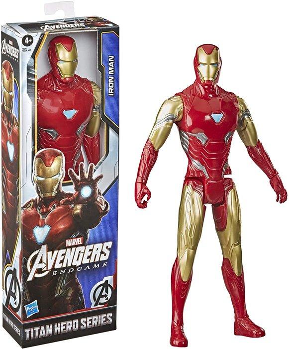 Figuras avengers titan hero 30 cm surtidos