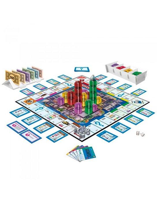 Juego de mesa monopoly builder