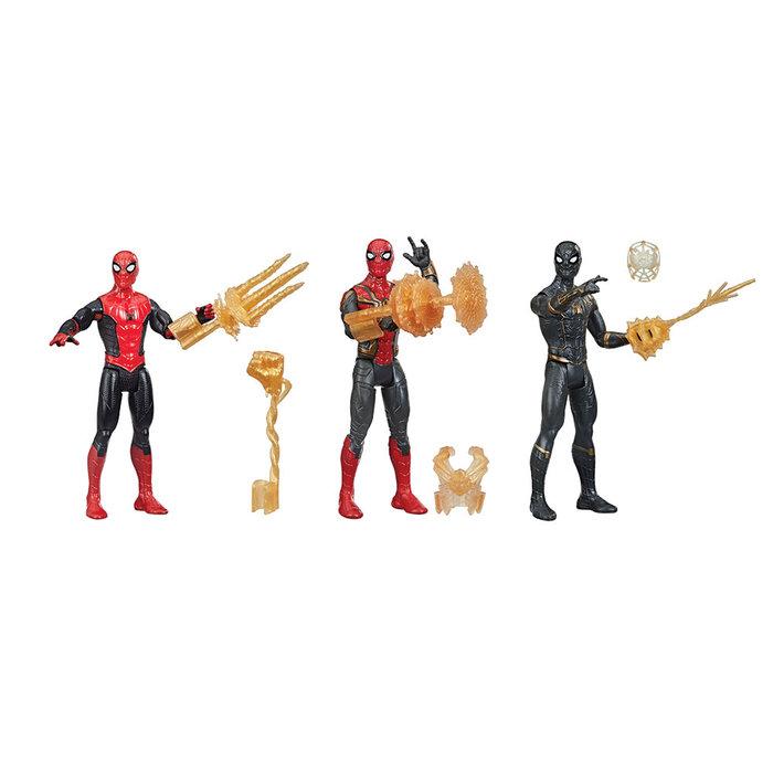 Surtido figuras spiderman 15cm