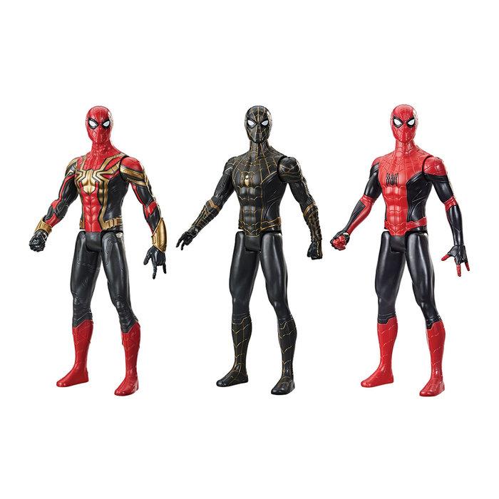 Figuras spiderman titan hero surtidos