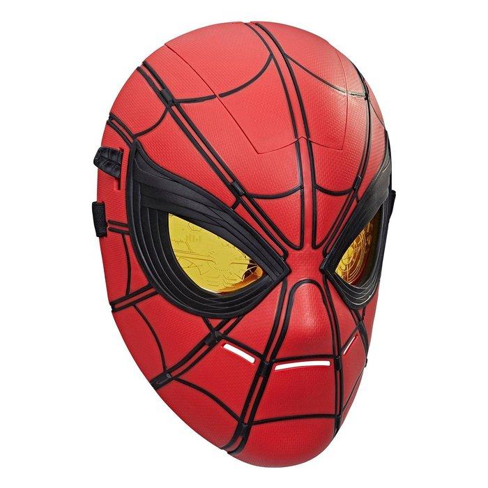 Mascara luminosa spider-man