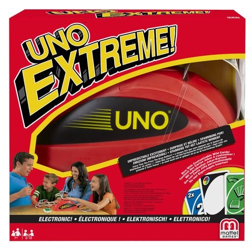 Juego uno extreme