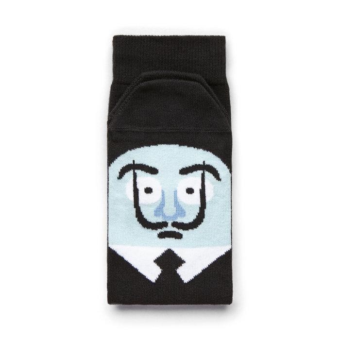 Calcetines sole-adore dali