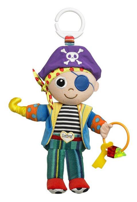 Juguete bebe pete el pirata