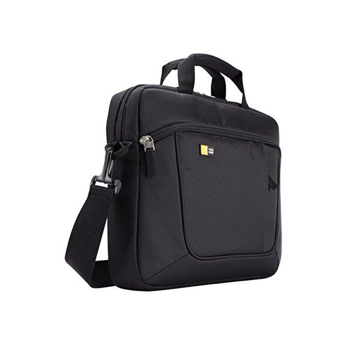 Maletin de portatil 15.6 negro apertura bolsa case logic