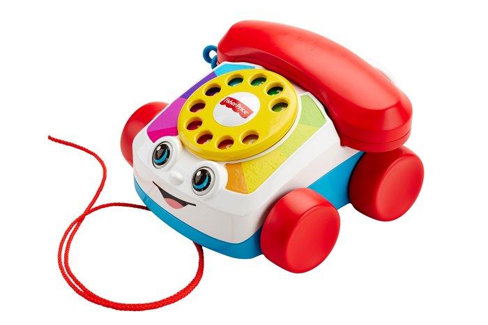 Telefono carita divertida fisher price