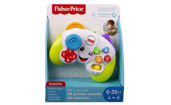 Mi primer mando de consola fisher price