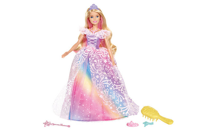 MuÑeca barbie superprincesa dreamtopia