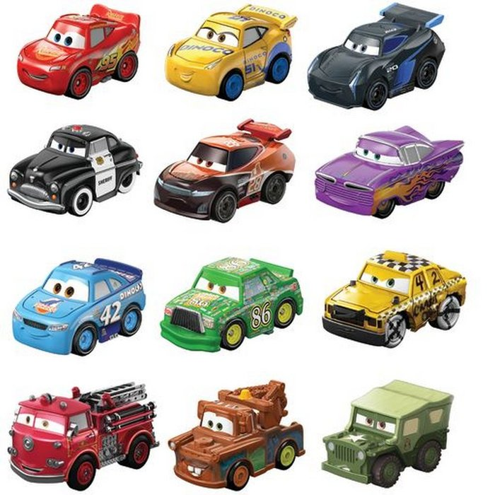 Hot wheels coches surtidos mini racers