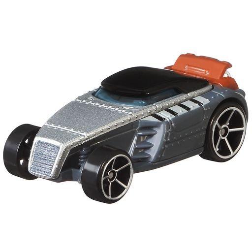 Hot wheels minions character car surtido